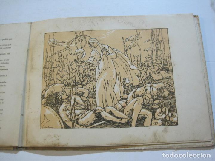 Libros antiguos: LA LEYENDA DEL REY OLAVO-LECTURAS SANTAS-EDITORIAL MUNTAÑOLA-JOSE CARNER-VER FOTOS-(V-22.150) - Foto 18 - 216605412