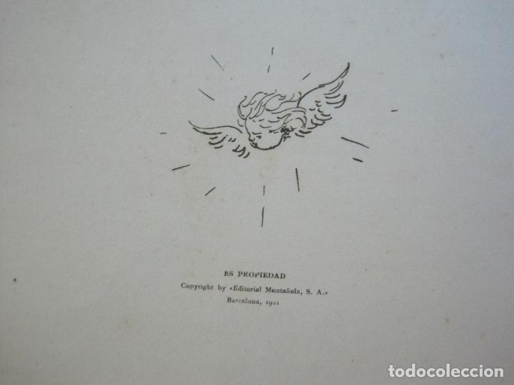 Libros antiguos: LA LEYENDA DEL REY OLAVO-LECTURAS SANTAS-EDITORIAL MUNTAÑOLA-JOSE CARNER-VER FOTOS-(V-22.150) - Foto 20 - 216605412