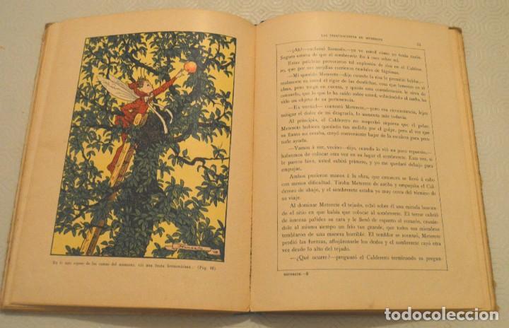 Libros antiguos: LAS TRIBULACIONES DE METERETE - RAMÓN SOPENA - BIBLIOTECA PARA NIÑOS - Foto 4 - 217730298