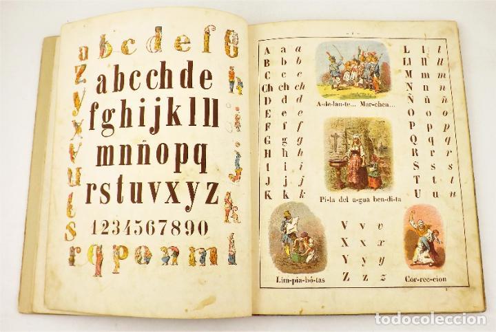 Libros antiguos: Yo sabré leer Alfabeto metódico y divertido (años 30) - Foto 2 - 218485508