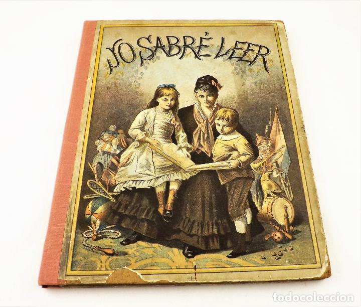 YO SABRÉ LEER ALFABETO METÓDICO Y DIVERTIDO (AÑOS 30) (Libros Antiguos, Raros y Curiosos - Literatura Infantil y Juvenil - Cuentos)