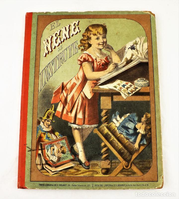 MADAME DOUDET EL NENE SE INSTRUYE (Libros Antiguos, Raros y Curiosos - Literatura Infantil y Juvenil - Cuentos)