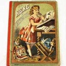 Libros antiguos: MADAME DOUDET EL NENE SE INSTRUYE. Lote 218486390