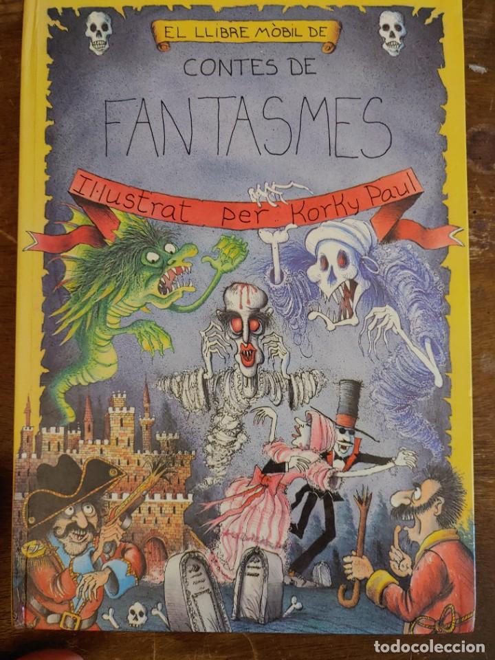 CUENTOS DE FANTASMAS, EN CATALAN PYMY 37 (Libros Antiguos, Raros y Curiosos - Literatura Infantil y Juvenil - Cuentos)