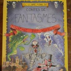 Libros antiguos: CUENTOS DE FANTASMAS, EN CATALAN PYMY 37. Lote 218727173