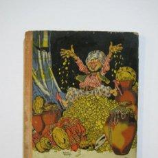 Libros antiguos: ALI BABA Y LOS 40 LADRONES-EDICIONES BETIS-CUENTO ANTIGUO-VER FOTOS-(V-22.230). Lote 218839677