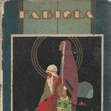 Libros antiguos: FABIOLA O LA IGLESIA DE LAS CATACUMBAS, NICOLAS WISEMAN. Lote 220886047