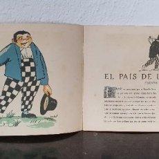 Libros antiguos: CUENTO: EL PAÍS DE LOS TONTOS - X. NOGUÉS - J. CARNER - 1920 - 1ª EDICIÓN - MUY BONITO.. Lote 221247331