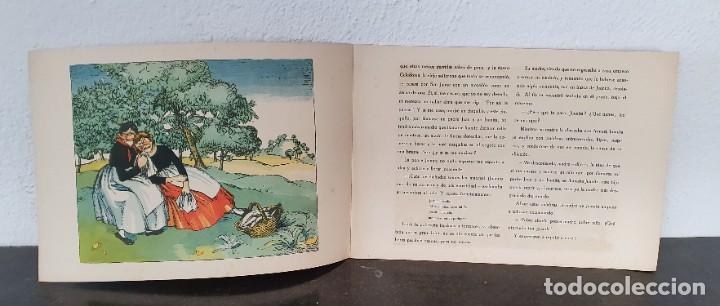 Libros antiguos: CUENTO: EL PAÍS DE LOS TONTOS - X. NOGUÉS - J. CARNER - 1920 - 1ª EDICIÓN - MUY BONITO. - Foto 2 - 221247331