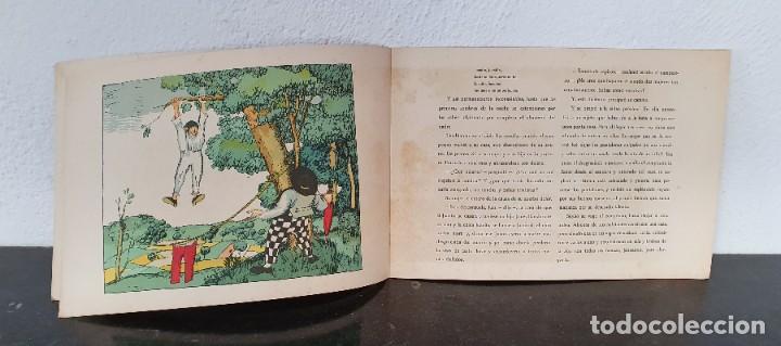 Libros antiguos: CUENTO: EL PAÍS DE LOS TONTOS - X. NOGUÉS - J. CARNER - 1920 - 1ª EDICIÓN - MUY BONITO. - Foto 3 - 221247331
