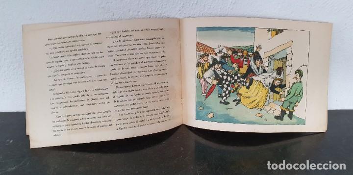 Libros antiguos: CUENTO: EL PAÍS DE LOS TONTOS - X. NOGUÉS - J. CARNER - 1920 - 1ª EDICIÓN - MUY BONITO. - Foto 5 - 221247331