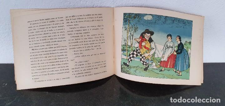 Libros antiguos: CUENTO: EL PAÍS DE LOS TONTOS - X. NOGUÉS - J. CARNER - 1920 - 1ª EDICIÓN - MUY BONITO. - Foto 6 - 221247331