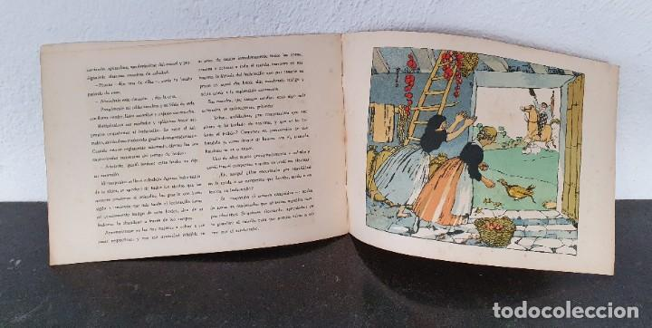 Libros antiguos: CUENTO: EL PAÍS DE LOS TONTOS - X. NOGUÉS - J. CARNER - 1920 - 1ª EDICIÓN - MUY BONITO. - Foto 7 - 221247331