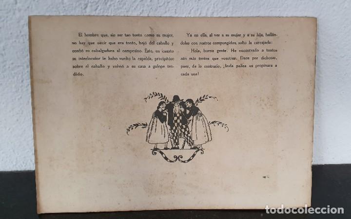 Libros antiguos: CUENTO: EL PAÍS DE LOS TONTOS - X. NOGUÉS - J. CARNER - 1920 - 1ª EDICIÓN - MUY BONITO. - Foto 9 - 221247331