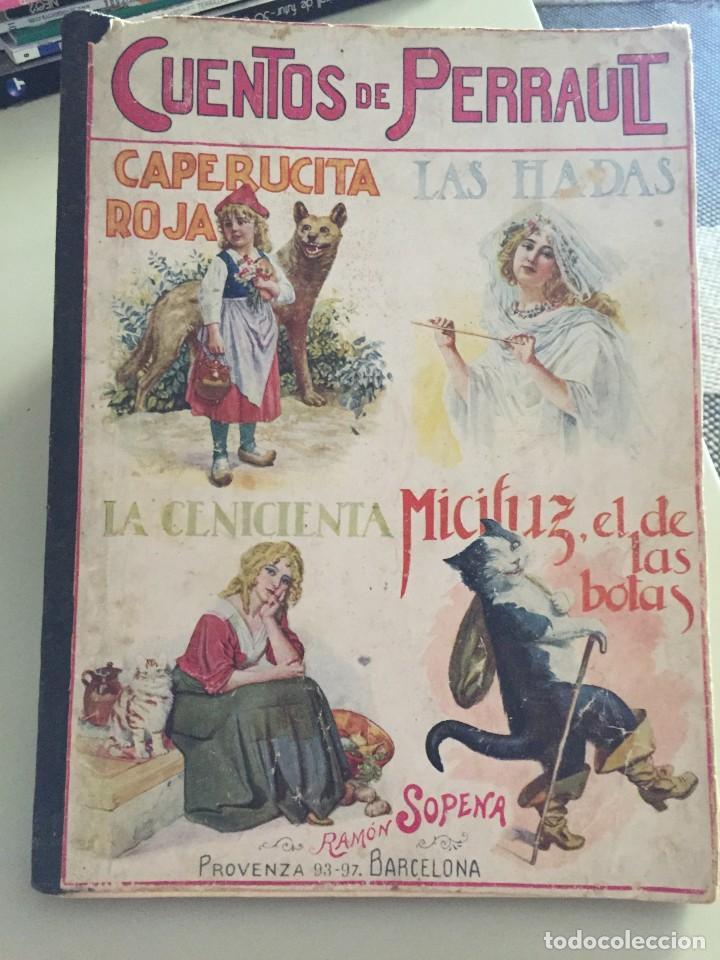 CUENTO DE PERRAULT (Libros Antiguos, Raros y Curiosos - Literatura Infantil y Juvenil - Cuentos)