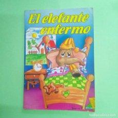 Libros antiguos: EL ELEFANTE ENFERMO - EDITORIAL BRUGUERA. Lote 221690425