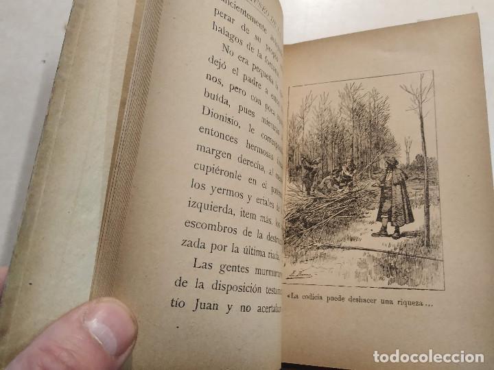 Libros antiguos: UN HÉROE INFANTIL - MUSEO DE LA INFANCIA - CUENTOS MORALES POR VARIOS AUTORES - BUEN ESTADO - Foto 3 - 221929115