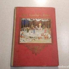 Libros antiguos: ENTRE NAVIDAD Y REYES - CUENTO DE NAVIDAD DE MARÍA RODRÍGUEZ RUBÍ - ILUSTRACIONES LONGORIA. Lote 221929295