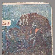 Libros antiguos: LA AMIGA DE LAS FLORES , MINI CUENTO GASSO, SERIE A Nº 1, CHOCOLATES VDA FRANCISCO GIMENO VALENCIA. Lote 222052176