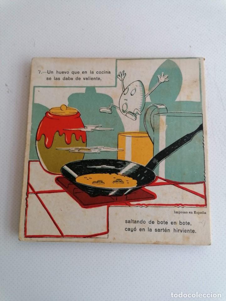 Libros antiguos: CUENTO DEL REY GLOTON DE ESCOBAR FALTA DE LA ULTIMA PAGINA? - Foto 2 - 222163442