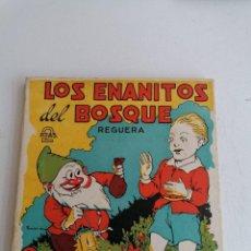 Libros antiguos: CUENTO LOS ENANITOS DEL BOSQUE DE REGUERA. Lote 222163870