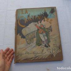 Libros antiguos: * ANTIGUO LIBRO CUENTO LA CATINIERE, FRANCES, FRANCIA. ORIGINAL. ZX. Lote 222175851