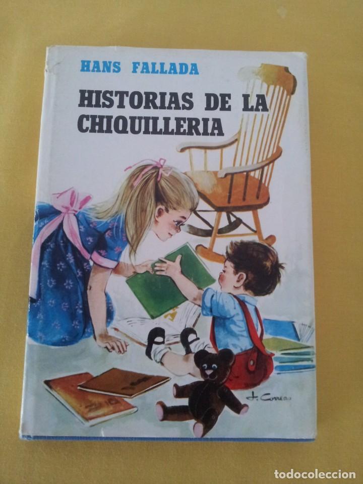 Libros antiguos: HANS FALLADA - HISTORIAS DE LA CHIQUILLERÍA - EDITORIAL LABOR 1970 - Foto 2 - 222455556