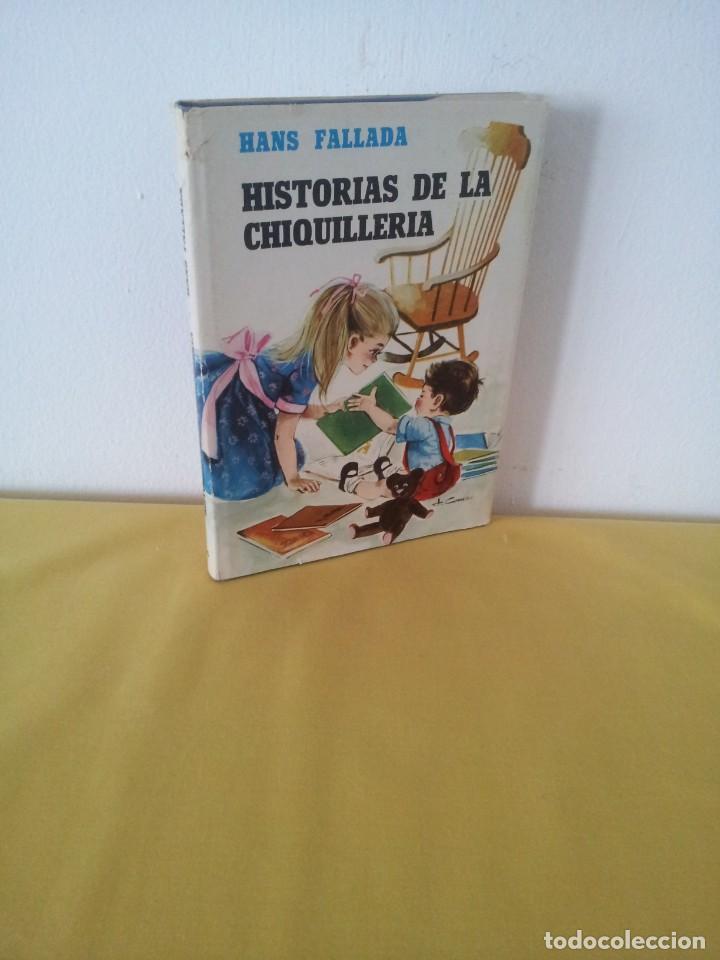 HANS FALLADA - HISTORIAS DE LA CHIQUILLERÍA - EDITORIAL LABOR 1970 (Libros Antiguos, Raros y Curiosos - Literatura Infantil y Juvenil - Cuentos)