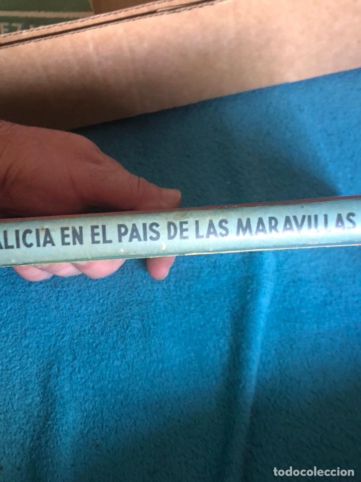 Libros antiguos: Alicia en el pais de las maravillas, edición mejicana - Foto 8 - 223689840