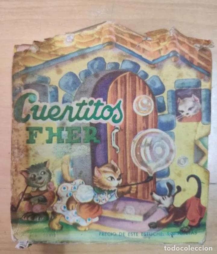 CUENTITOS FHER - AÑOS 50 - CONTIENE 6 CUENTOS (Libros Antiguos, Raros y Curiosos - Literatura Infantil y Juvenil - Cuentos)