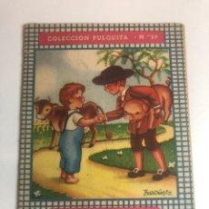 Libros antiguos: CUENTO INFANTIL JUAN EL LISTO POR FERRANDIZ COLECCIÓN PULGUITA. Lote 225042535