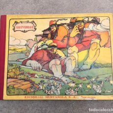 Livres anciens: GRANADILLA. ILUSTRACIONES DE LOLA ANGLADA. COLECCIÓN AMIC. EDITORIAL MUNTAÑOLA, 1915. Lote 225177910