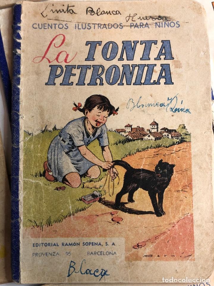 Libros antiguos: Lote de 18 cuentos ilustrados para niños de la editorial ramon sopena - Foto 2 - 226346596