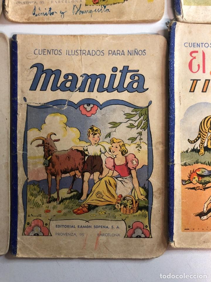 Libros antiguos: Lote de 18 cuentos ilustrados para niños de la editorial ramon sopena - Foto 7 - 226346596