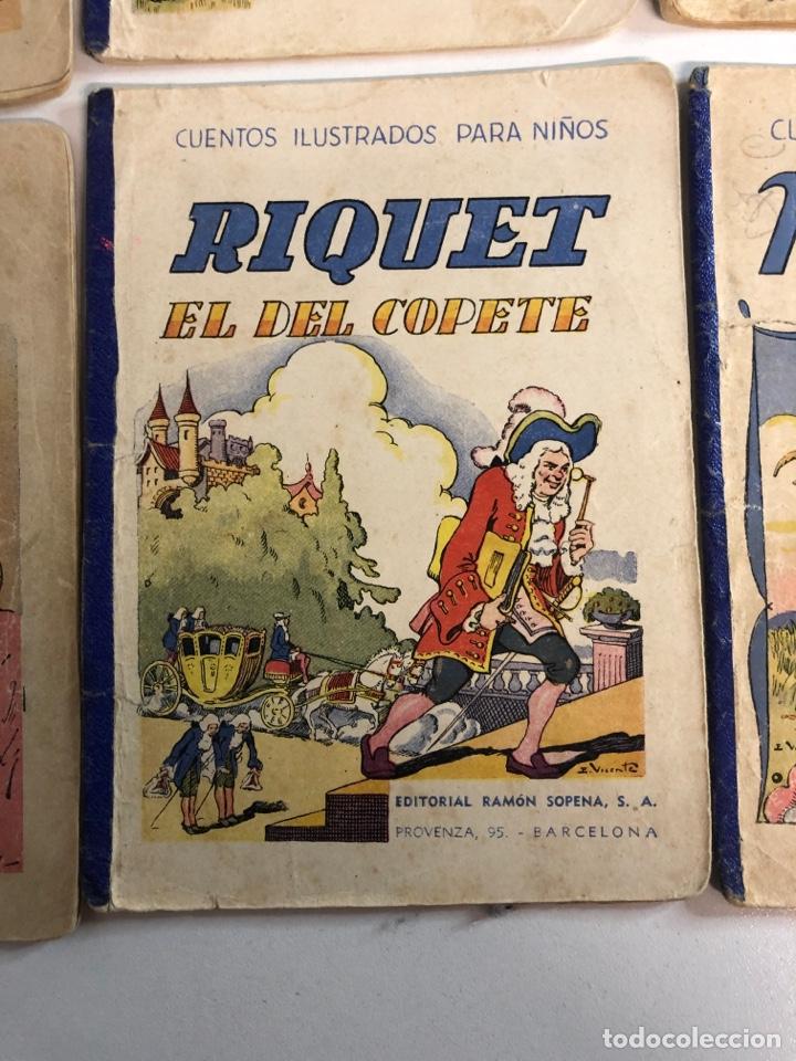 Libros antiguos: Lote de 18 cuentos ilustrados para niños de la editorial ramon sopena - Foto 8 - 226346596