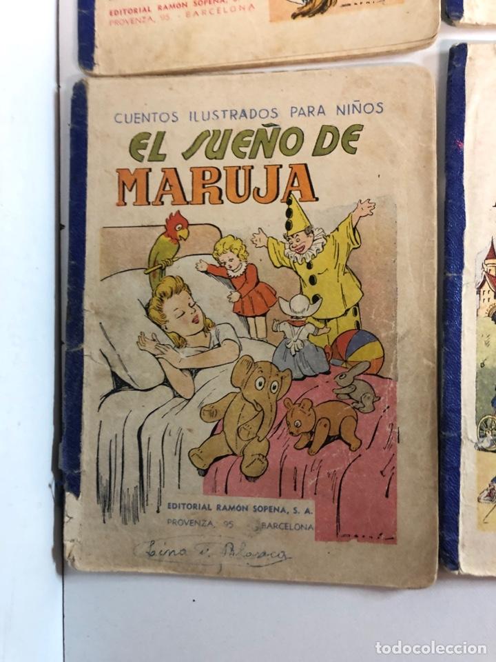 Libros antiguos: Lote de 18 cuentos ilustrados para niños de la editorial ramon sopena - Foto 9 - 226346596