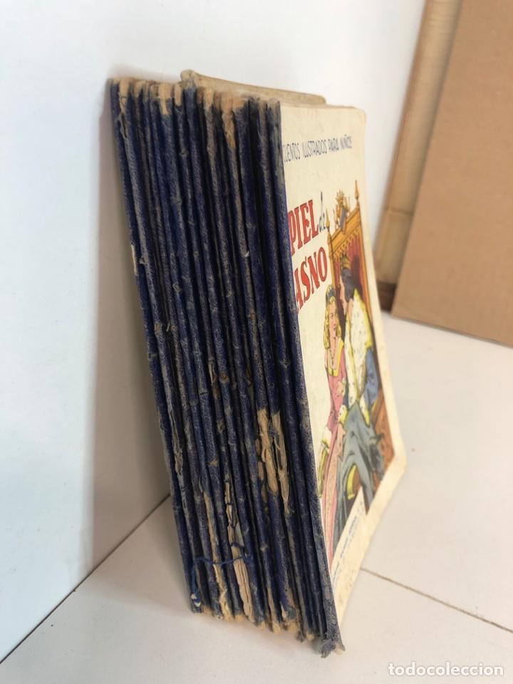 Libros antiguos: Lote de 18 cuentos ilustrados para niños de la editorial ramon sopena - Foto 13 - 226346596