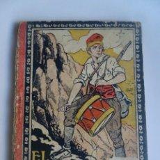 Libros antiguos: LLUIS ALMERICH : EL TIMBALER DEL BRUC , LLIBRERÍA VARIA C/ PETRITXOL, BARCELONA. Lote 226380206