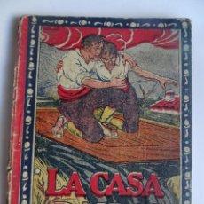 Libros antiguos: A.BORÍ I FONTESTÁ : LA CASA PAIRAL , LLIBRERÍA VARIA C/ PETRITXOL, BARCELONA. Lote 226380545