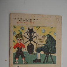 Libros antiguos: LA HISTORIA DE FORMIGUEIRA. CUENTOS DE CALLEJA EN COLORES QUINTA SERIE. Nº 6.. Lote 226979070