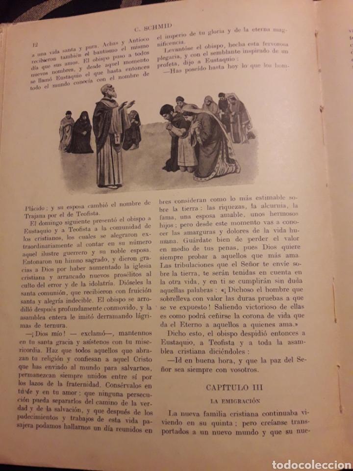 Libros antiguos: EUSTAQUIO, Editorial Ramón Sopena - Foto 5 - 227348475