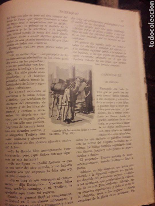 Libros antiguos: EUSTAQUIO, Editorial Ramón Sopena - Foto 6 - 227348475