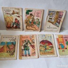 Libros antiguos: 7 CUENTOS MUY ANTIGUOS EL NIÑO. Lote 229073300