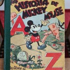 Libros antiguos: LA HISTORIA DE MICKEY MOUSE. EDIT. SATURNINO CALLEJA. WALT DISNEY. CIRCA 1930.. Lote 230154835