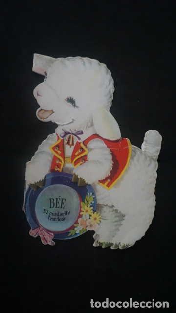 BEE EL CORDERITO TRAVIESO, JUAN FERRANDIZ, EDIGRAF AÑO 1988, CUENTO TROQUELADO (Libros Antiguos, Raros y Curiosos - Literatura Infantil y Juvenil - Cuentos)