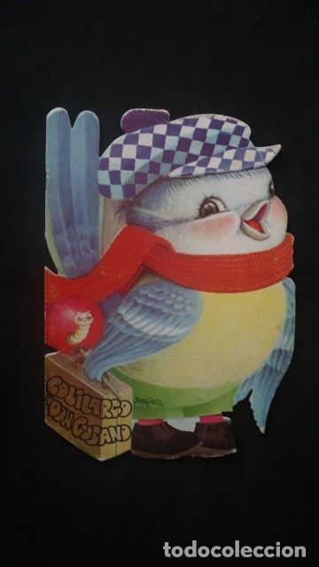 COLILARGO Y DON GUSANO, FERRANDIZ, EDIGRAF AÑO 1990, CUENTO TROQUELADO (Libros Antiguos, Raros y Curiosos - Literatura Infantil y Juvenil - Cuentos)