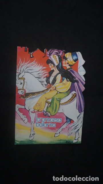 LA PRINCESA BAILARINA, EDITORIAL VILMAR AÑO 1972, CUENTO TROQUELADO (Libros Antiguos, Raros y Curiosos - Literatura Infantil y Juvenil - Cuentos)