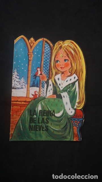 LA REINA DE LAS NIEVES, EDITORIAL VILMAR AÑO 1972, CUENTO TROQUELADO (Libros Antiguos, Raros y Curiosos - Literatura Infantil y Juvenil - Cuentos)