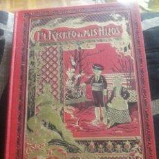 Libros antiguos: EL RECREO DE MIS HIJOS, DE CALLEJA. Lote 231487355