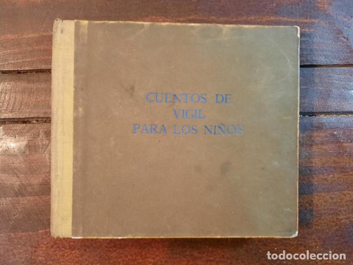 Libros antiguos: CUENTOS DE VIGIL PARA LOS NIÑOS - CONSTANCIO C. VIGIL - NO CONSTA AÑO, BUENOS AIRES - Foto 2 - 231921485